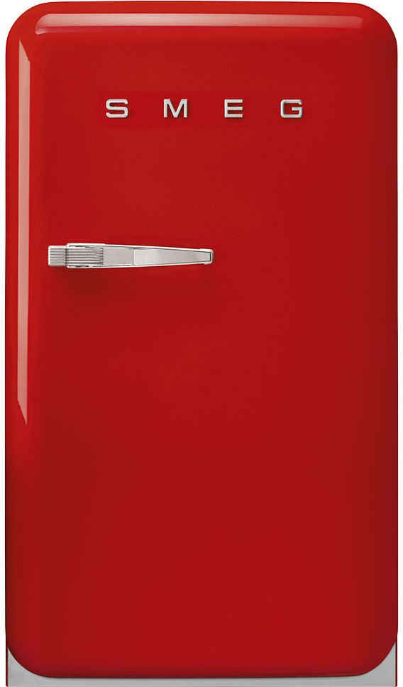 Smeg Kühlschrank FAB10HRRD5, 97 cm hoch, 54,5 cm breit
