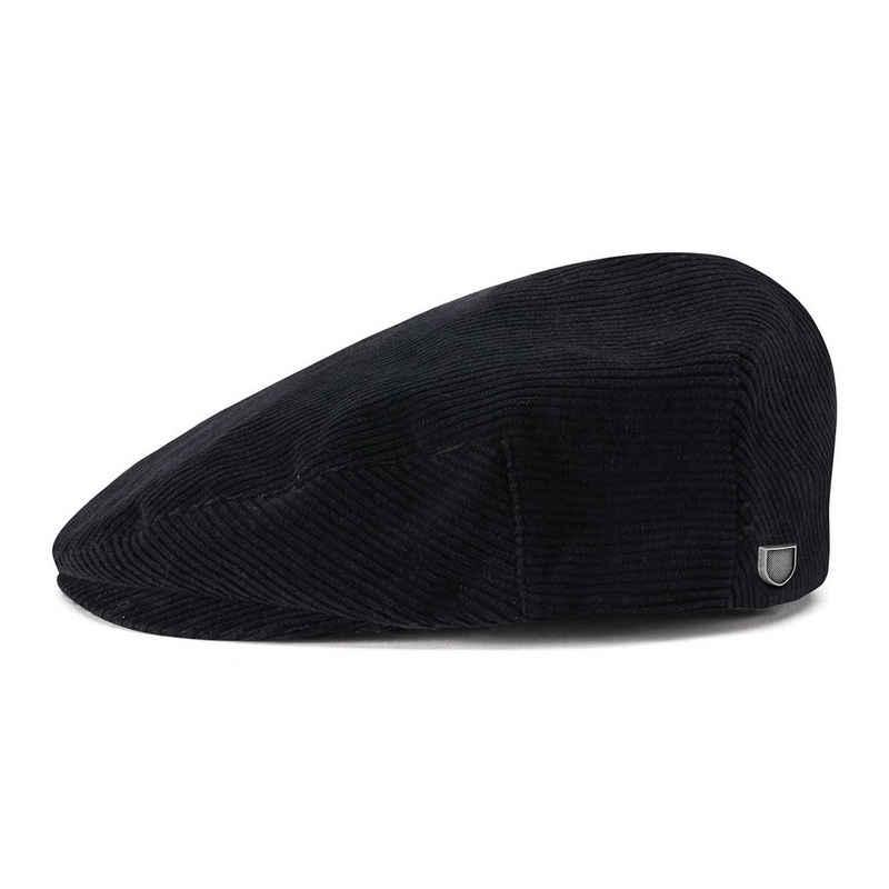 Brixton Schiebermütze »Hooligan Snap Cap - black/cord«