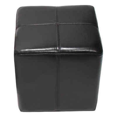 MCW Sitzwürfel »Carrara«, Fertig Montiert, Belastbarkeit ca. 150 kg