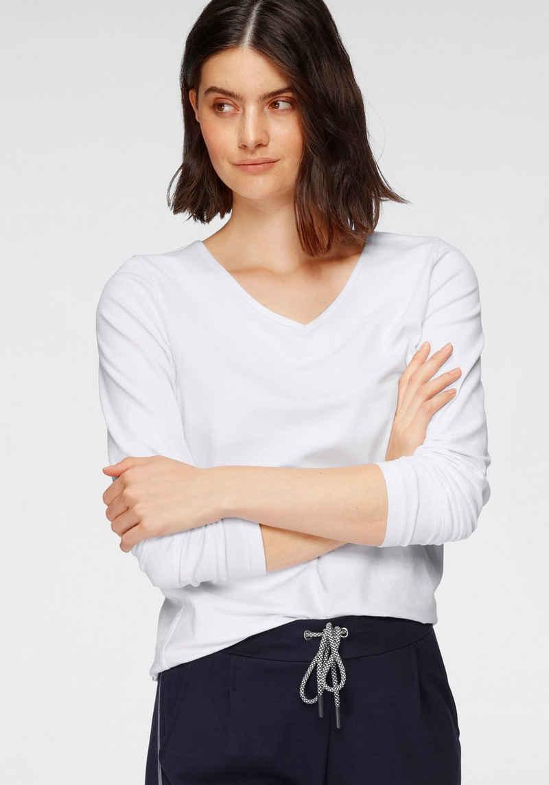 OTTO products T-Shirt nachhaltig aus zertifizierter Bio-Baumwolle