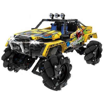 efaso RC-Truck »RC Baustein Stunt Car Qihui 9802«