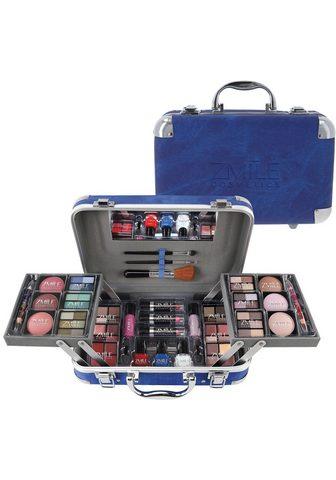 ZMILE COSMETICS Kosmetik-Koffer »Traveller blue« 85-tl...
