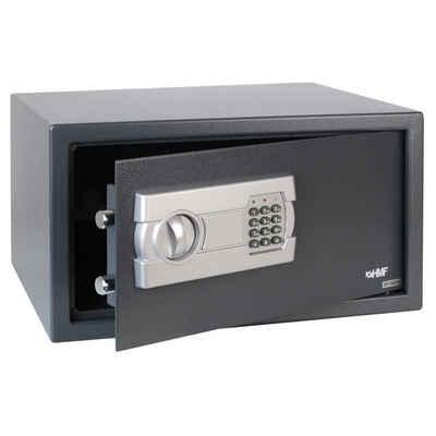 HMF Möbeltresor »Elektronikschloss«, Safe, 45 x 25 x 36,5 cm, Anthrazit