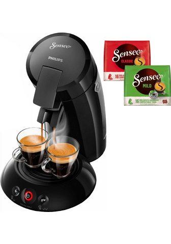 Senseo Kaffeepadmaschine HD6554/68 New Origin...