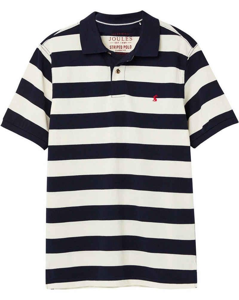 Tom Joule Poloshirt »Blockstreifen-Poloshirt Filbert«