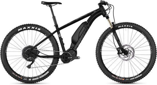 Ghost E-Bike »Hybride Kato X S5.7+ AL U«, 11 Gang Shimano SLX RD-M7000 Shadow Plus 11-S Schaltwerk, Kettenschaltung, 250 W