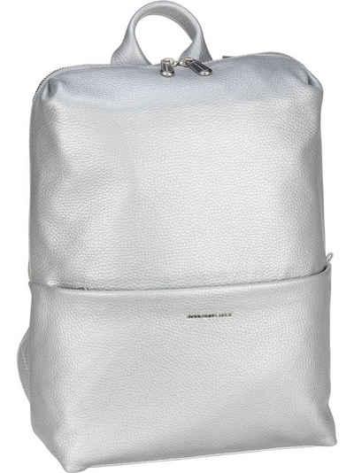 Mandarina Duck Laptoprucksack »Mellow Leather Lux Squared Backpack ZLT38«
