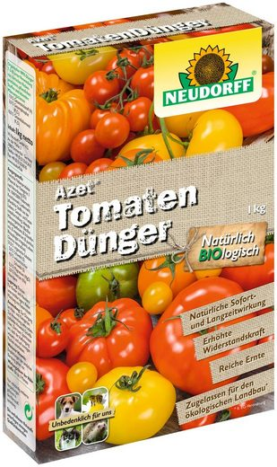 NEUDORFF Tomatendünger »Azet«, 1 kg