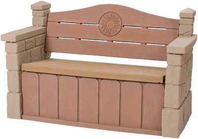 Step2 Gartenbank »Storage Bench«