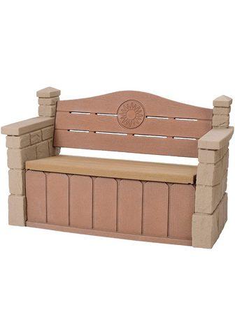 Step2 Sodo suolas »Storage Bench«