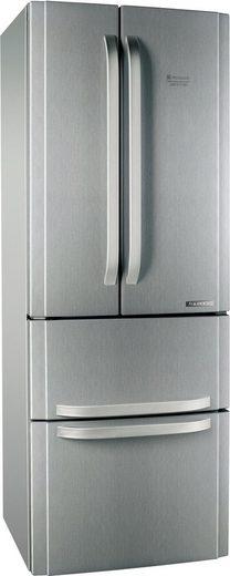 Hotpoint French Door E4D AAA X C, 195,5 cm hoch, 70 cm breit