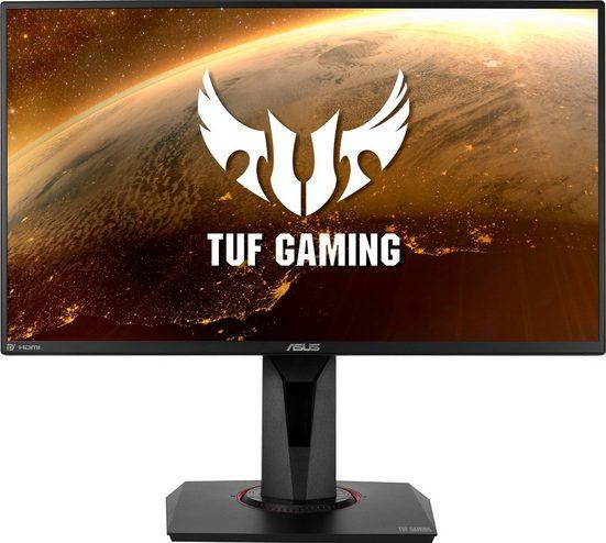 "Asus VG259QR Gaming-Monitor (62,2 cm/24,5 "", 1920 x 1080 Pixel, Full HD, 1 ms Reaktionszeit, 165 Hz, LED)"