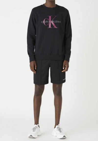 Calvin Klein Jeans Sweatshirt »MONOGRAM REG CREW NECK«