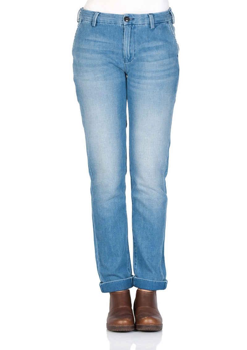 Lee® Chinohose »Slim Chino« aus 100% Baumwolle