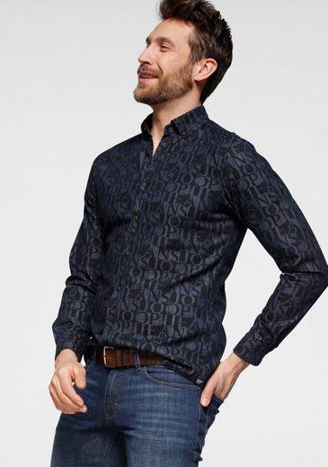 Joop Jeans Langarmhemd »Heli«