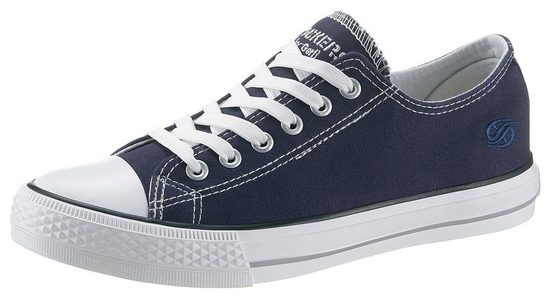 Dockers by Gerli Sneaker mit dezenter Logo-Stickerei