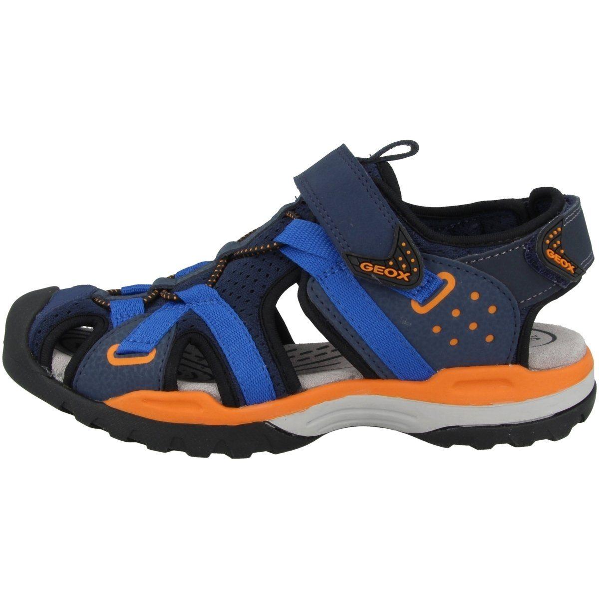 Geox »J Borealis B. B« Sandale, Schnellschnürsystem und Klettverschlüsse an Spann und Ferse online kaufen | OTTO 6ozVP