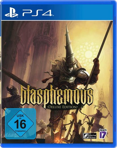 Blasphemous Deluxe Edition PlayStation 4