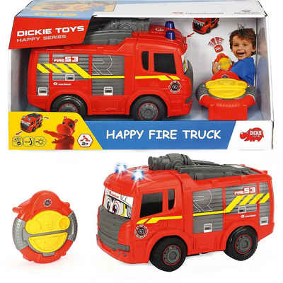 Dickie Toys Spielzeug-Auto »IRC Happy Fire Truck«