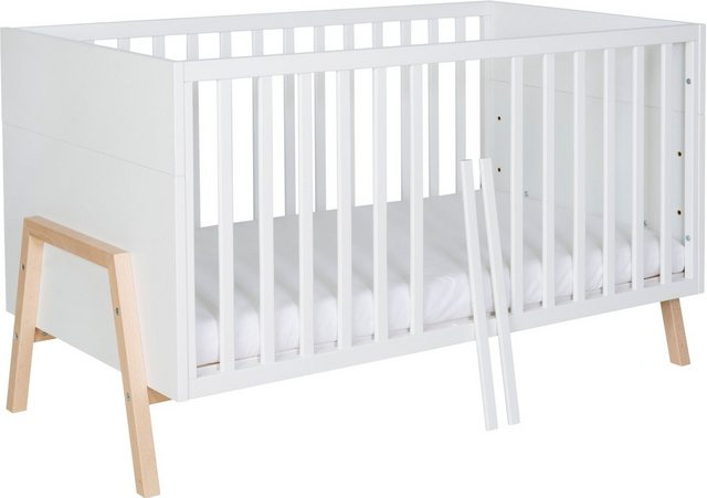 Babybetten - Schardt Babybett »Holly Nature«, Made in Germany  - Onlineshop OTTO