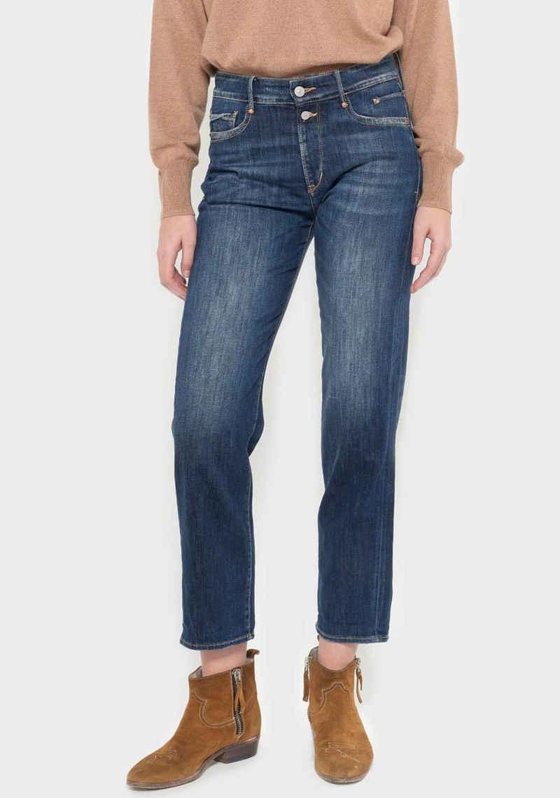 Le Temps Des Cerises Mom-Jeans »MOM BASE« Baumwollstretch Denim für hohen Tragekomfort