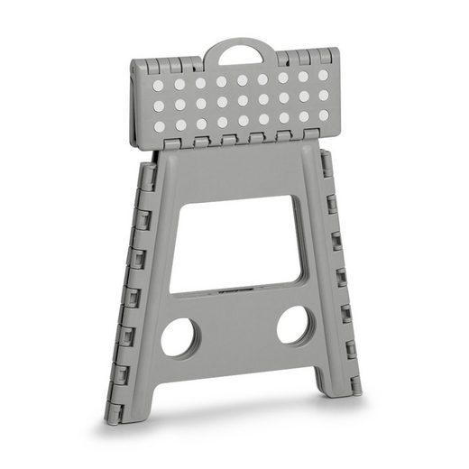 Zeller Present Klappstuhl Kunststoff  klappbar  Sitzhöhe 39 cm