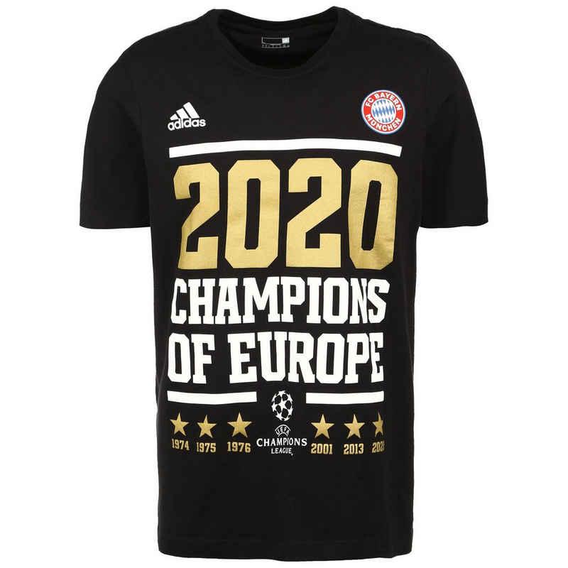 adidas Performance T-Shirt »Fc Bayern München Ucl Winner 2020«