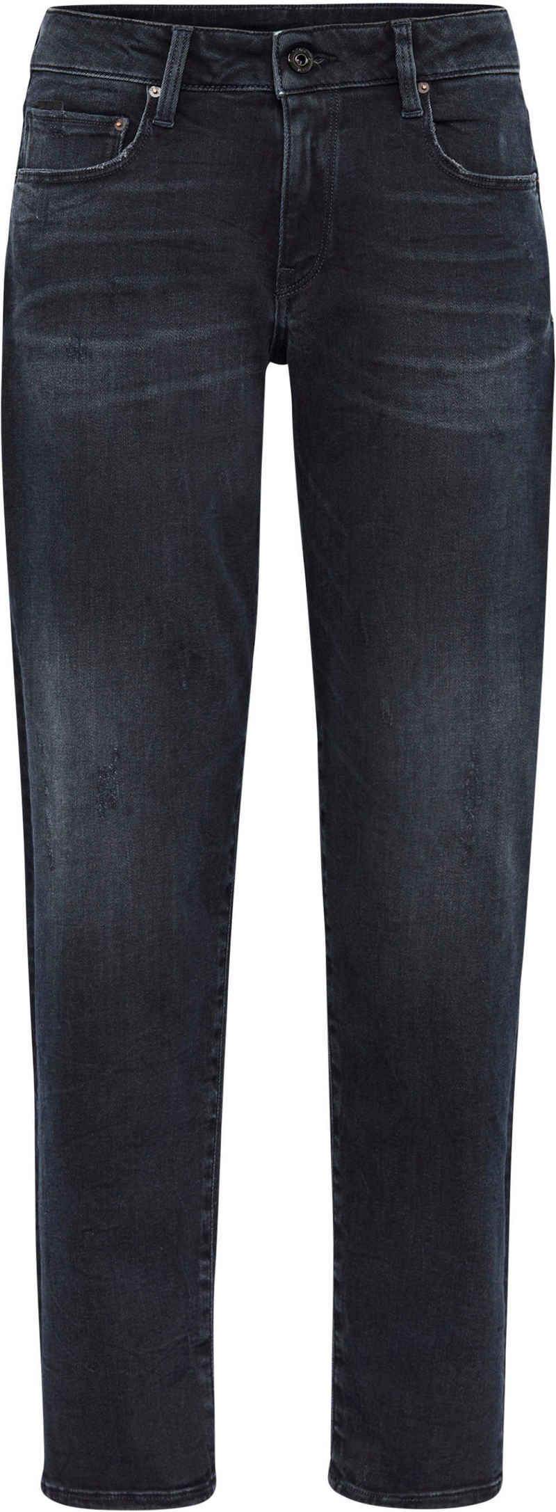 G-Star RAW Boyfriend-Jeans »Kate Boyfriend« mit authentischer Used Waschung und Destroyed Effekten