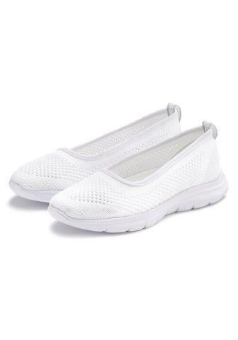LASCANA Ballerina ultraleichter Sneaker iš ned...