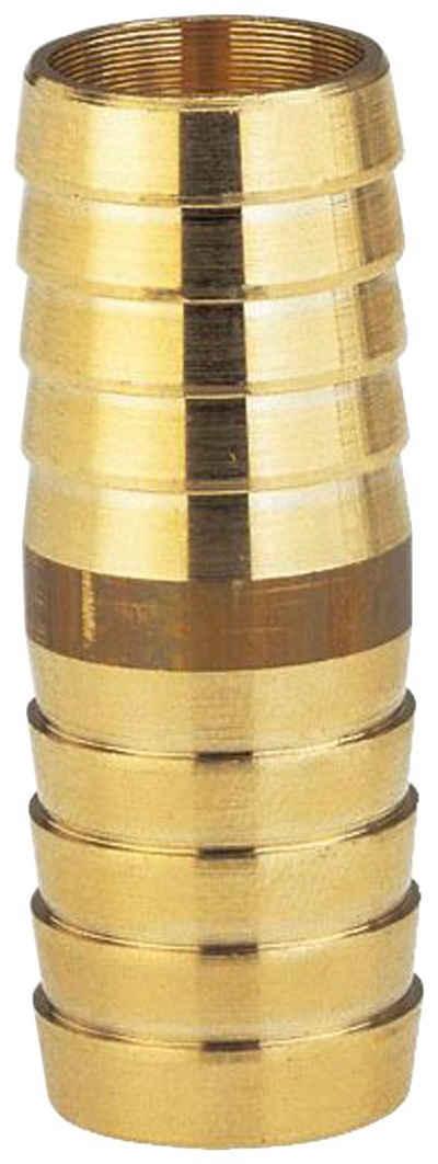 GARDENA Schlauchverbinder »7180-20«, Messing, 13 mm (1/2)