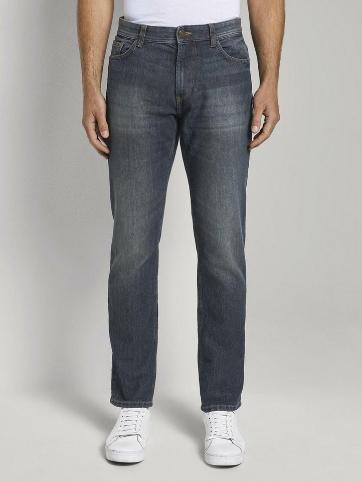 TOM TAILOR Damen Marvin Straight Jeans