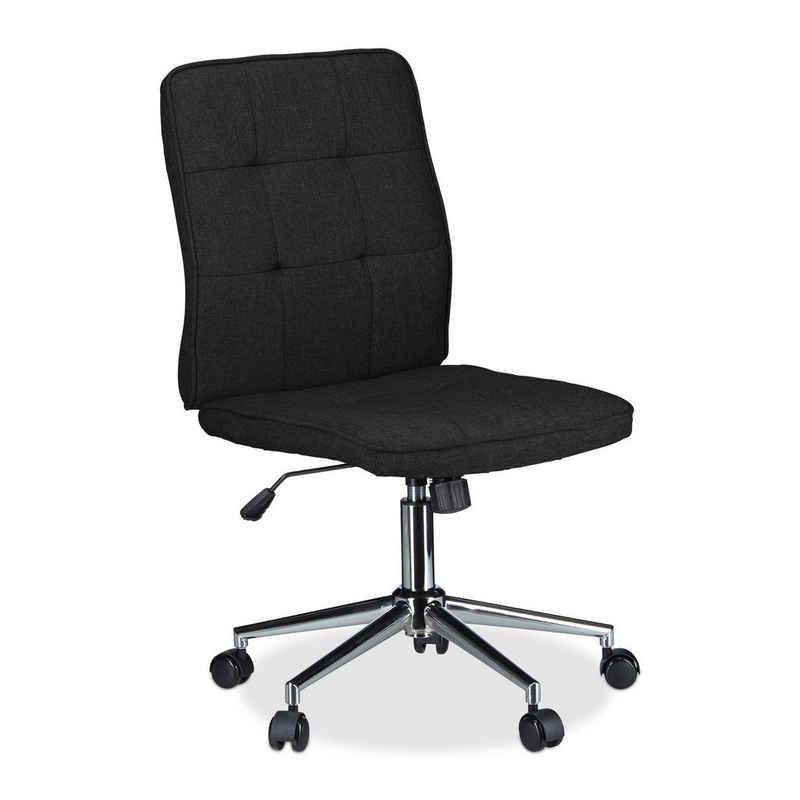 relaxdays Drehstuhl »Bürostuhl Drehstuhl«