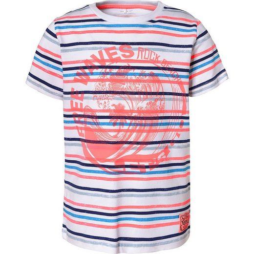Name It T-Shirt »T-Shirt NKMFONZO für Jungen, Organic Cotton«