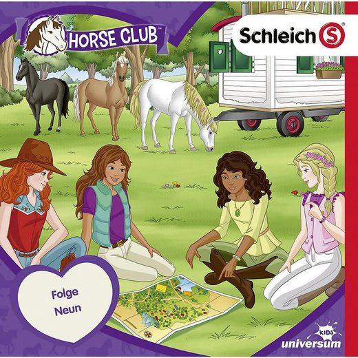 Universum Hörspiel »CD Schleich - Horse Club 09«