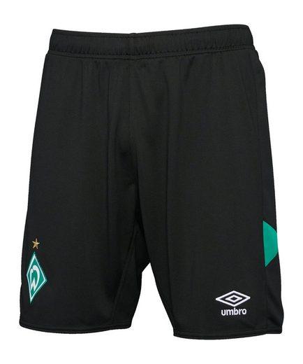Umbro Sporthose »SV Werder Bremen Short 3rd 2021/2022 Kids«