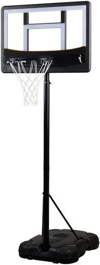 STIGA Basketballanlage »GUARD 34''«, Höhenverstellbar von 165 - 220 cm
