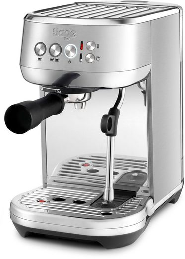 Sage Espressomaschine the Bambino Plus, SES500BSS, Brushed Stainless Steel