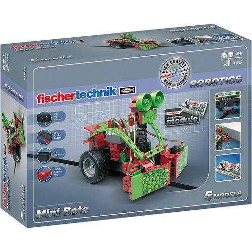 fischertechnik Spiel, »Fischertechnik ROBOTICS - Mini Bots«