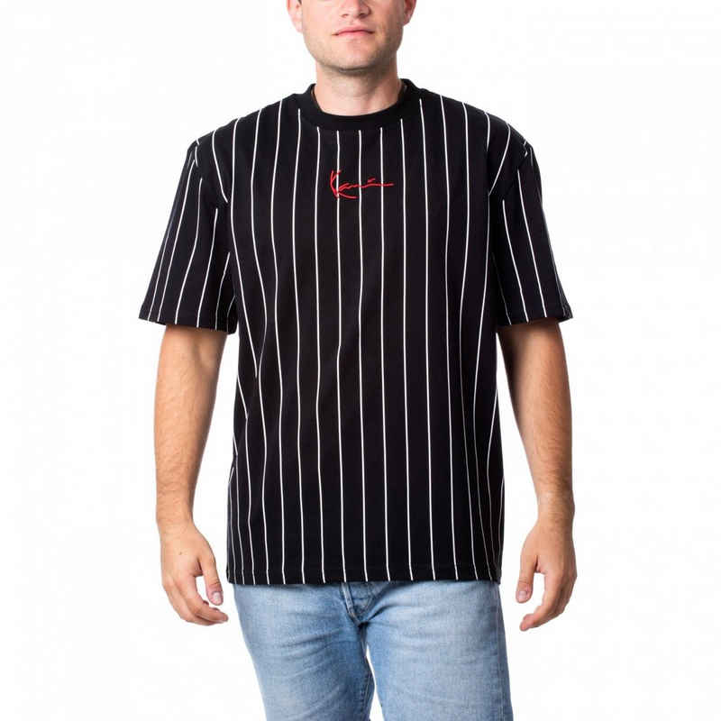 Karl Kani T-Shirt »Karl Kani Small Signature Pinstripe Tee«
