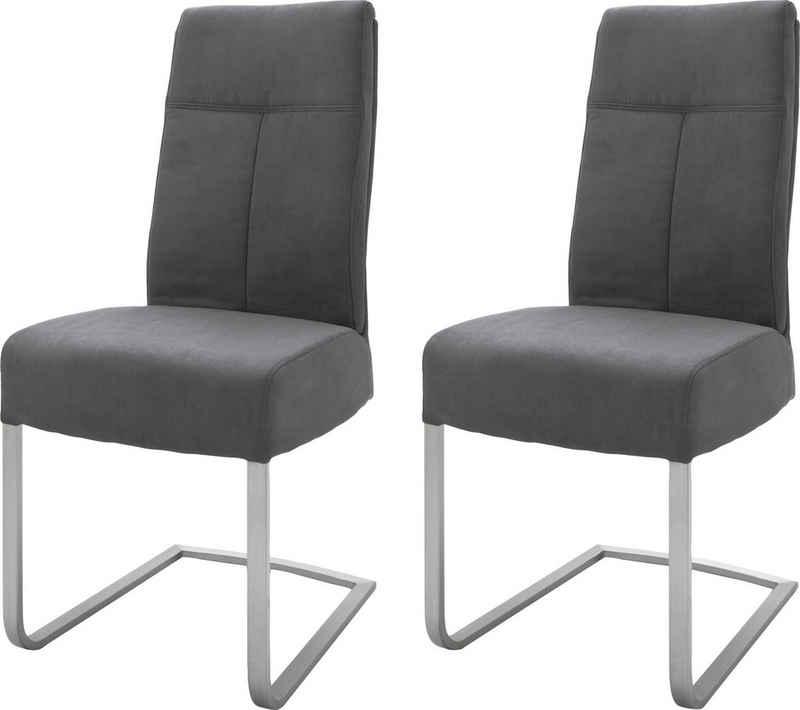 MCA furniture Freischwinger »Talena« (Set, 2 Stück), Stuhl belastbar bis 120 Kg
