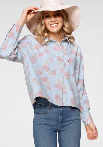 Levi's ® Marškiniai »Zoey Pleat Utility« su g...