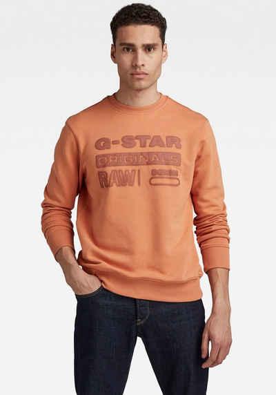 G-Star RAW Sweatshirt »Originals logo sw«