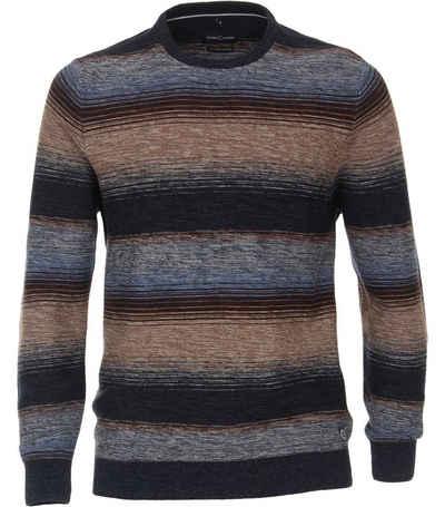 NO EXCESS Strickpullover »Pullover O-Neck« (1-tlg)