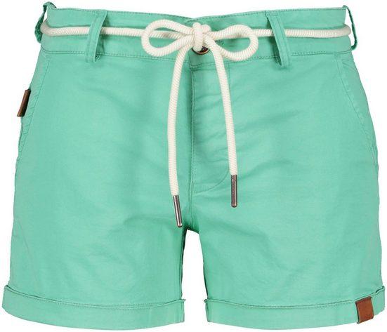 Alife & Kickin Shorts »JuleAK« kurze Hose in hochwertiger Elasthan-Stretchqualität