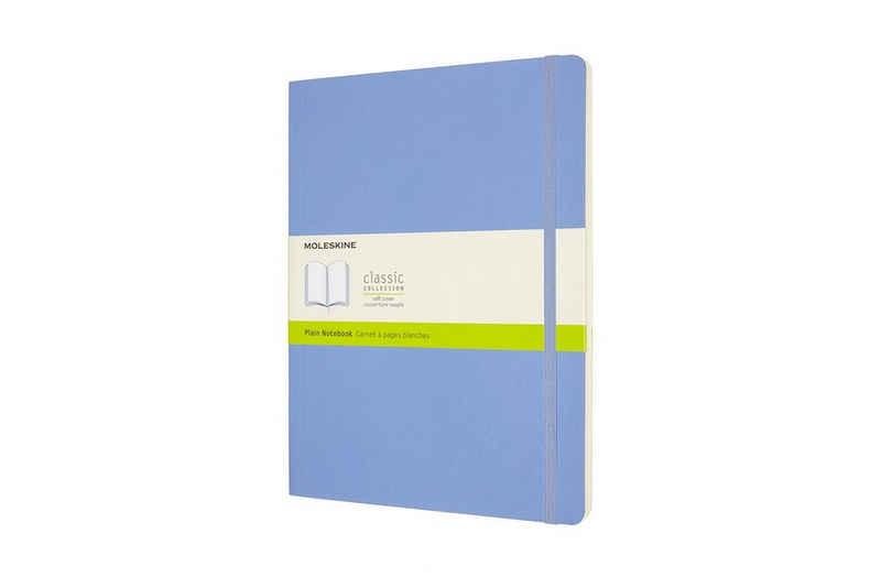 MOLESKINE Notizbuch, Classic Collection - Soft Cover - XL (19x25) - mit weichem Einband