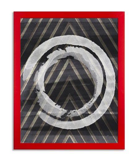 BIRAPA Einzelrahmen »Bern Bilderrahmen«, (1 Stück), 30x30 cm, Rot, MDF