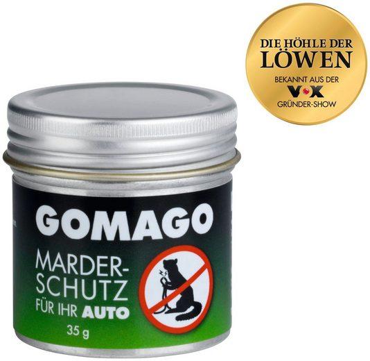 GOMAGO Tierfernhaltemittel »Auto«, Granulat, 35 g, Mardervergrämung
