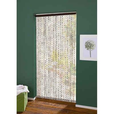 Home-trends24.de Raumteiler »Türvorhang Bambus Fliegenvorhang Deko-Vorhang Terrasse Balkonvorhang«