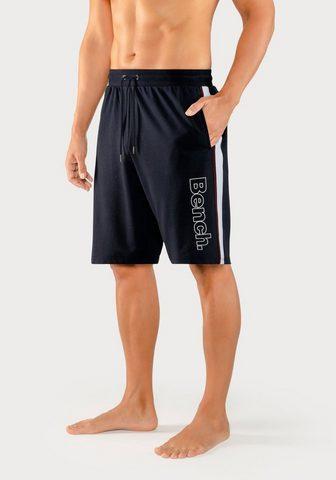 Bench. Sportiniai šortai su šoninis kišenė