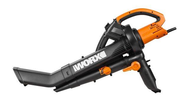 Worx Elektro-Laubsauger Trivac - WG50E